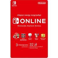 Klucze i karty pre-paid, Nintendo Switch 3 miesiące