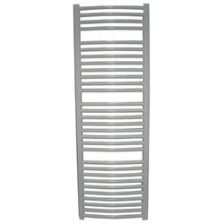 Grzejnik łazienkowy york - wykończenie zaokrąglone, 400x1200, biały/ral