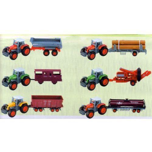 Jeżdżące dla dzieci, Traktor moje ranczo 25cm