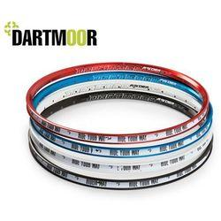 """DART-933 WYPRZEDAŻ Obręcz DARTMOOR Raider 26"""", 36 otworów, niebieska anodowana dartmoor (-13%)"""