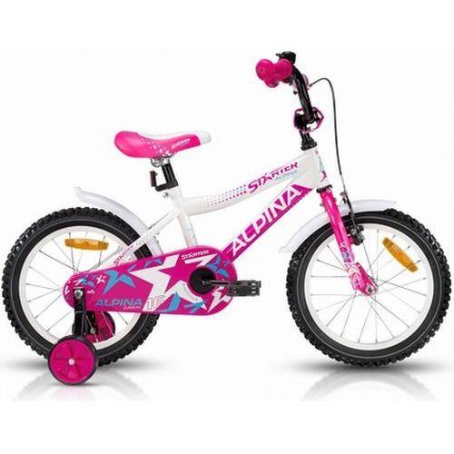 Rowerki klasyczne dla dzieci, Kellys Starter 16