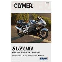 Biblioteka motoryzacji, Clymer Manuals Suzuki GSX1300R Hayabusa 1999-2007 M265