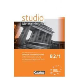 Studio d B2/1 Příručka učitele (opr. miękka)
