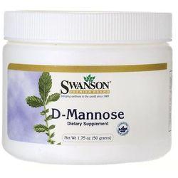 Swanson D-Mannoza 100% Puder 50 g