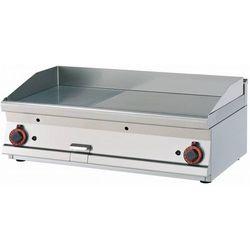 Płyta grillowa gładka chromowana   995x450mm   15000W   1000x600x(H)280mm