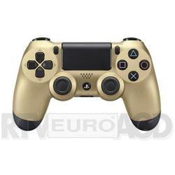 Sony DualShock 4 (złoty) - produkt w magazynie - szybka wysyłka! Darmowy transport od 99 zł   Ponad 200 sklepów stacjonarnych   Okazje dnia!