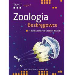 Zoologia Bezkręgowce tom 1 część 1 - Błaszak Czesław (opr. miękka)