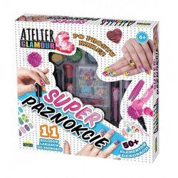 Zestaw do manicure Atelier Glamour - Super paznokcie - DROGO? NEGOCJUJ NA STRONIE!