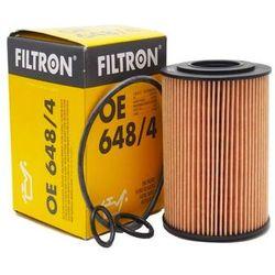 FILTR OLEJU FILTRON OE648/4 OPEL ASTRA CORSA