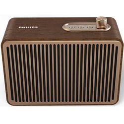 Głośnik mobilny PHILIPS TAVS500/00 Brązowy