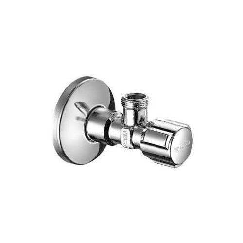 regulacyjny zawor katowy comfort 1/2` chrom 052120699 marki Schell