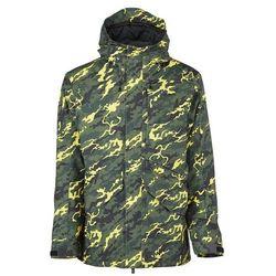 kurtka BONFIRE - Vector Jacket Shell Camo Yellow (CAY) rozmiar: S