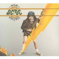 Rock, AC/DC - HIGH VOLTAGE (CD)