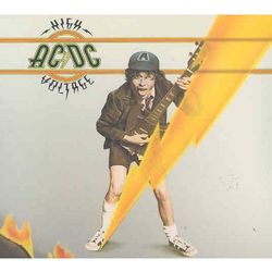 AC/DC - HIGH VOLTAGE (CD)