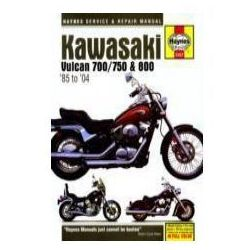 99185Kawasaki Vulcan 700/750 and 800 (85 - 04)