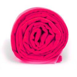 Ręcznik szybkoschnący Dr.Bacty XL neon różowy - neon różowy