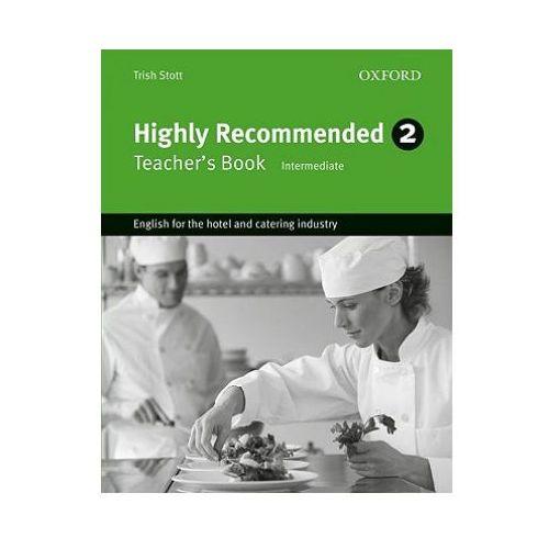 Książki do nauki języka, Highly Recommended 2 Teacher&-8217;s Book Intermediate (opr. miękka)