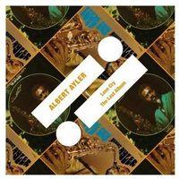 Pozostała muzyka rozrywkowa, LOVE CRY/THE LAST ALBUM (2-1 REISSUE) - Albert Ayler (Płyta CD)