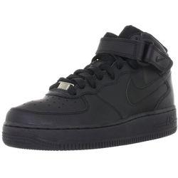Nike Sportswear AIR FORCE 1 Tenisówki i Trampki wysokie noir -20 % (-20%)