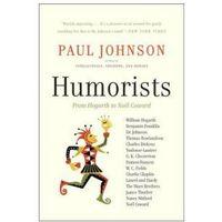 Komedie i satyry, Humorists