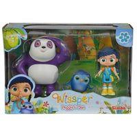 Figurki i postacie, Wissper Figurki Peggy + Dan - Simba Toys