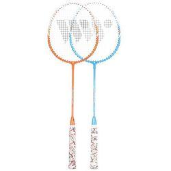 Zestaw rakiet do Badmintona Wish Alumtec 55K + lotki