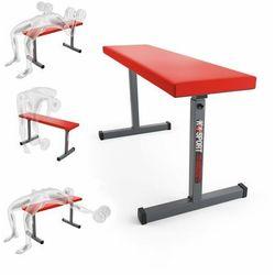 K-sport Ławka treningowa do ćwiczeń prosta pod stojaki sztangę gryf ksh023 (5907618100137)