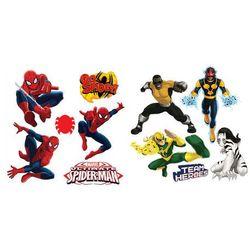 Naklejka samoprzylepna Spiderman 40 x 30 cm 2 szt.