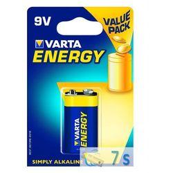 Varta BAVA 6LR61 alkaliczna 9V Darmowy odbiór w 16 miastach!