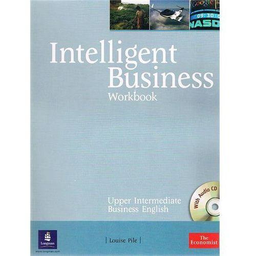 Książki do nauki języka, Intelligent Business Upper Intermediate Workbook (zeszyt ćwiczeń) + CD (opr. miękka)