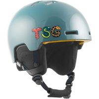 Kaski i gogle, kask TSG - arctic nipper mini graphic design lettimals blue (346) rozmiar: JXXS/JXS