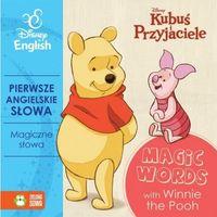 Książki dla dzieci, Disney English Pierwsze angielskie słowa Magiczne słowa - wyprzedaż (opr. miękka)