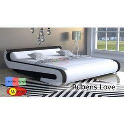 Łóżko do sypialni RUBENS LOVE 120 x200 + PODUSZKI GRATIS