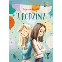 Książki dla dzieci, Urodziny (opr. twarda)