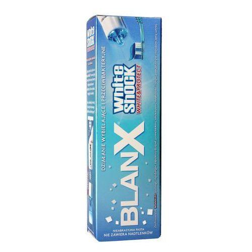 Pasty do zębów, BLANX White Shock Pasta wybielająca + led aktywujący 50ml