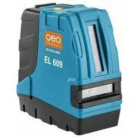 Pozostałe narzędzia ręczne, Laser liniowy krzyżowy EL 609 Geo-Fennel