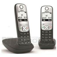 Telefony stacjonarne, Telefon Siemens Gigaset A690 Duo