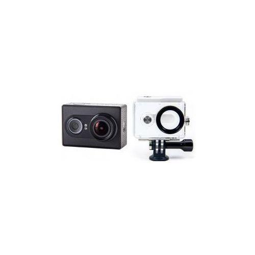Kamery sportowe, KAMERA SPORTOWA XIAOMI Yi Action Camera 1 2K z obudową wodoodporną (kolor czarny)