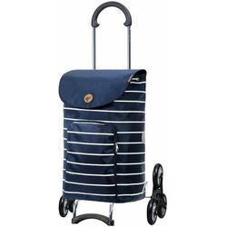 Andersen Shopper Treppensteiger Scala Shopper Mia Wózek na zakupy 57 cm blau ZAPISZ SIĘ DO NASZEGO NEWSLETTERA, A OTRZYMASZ VOUCHER Z 15% ZNIŻKĄ