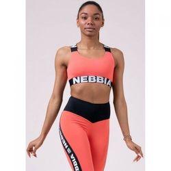 NEBBIA Biustonosz sportowy HERO ICONIC N535