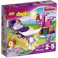 Klocki dla dzieci, LEGO DUPLO, Jej wysokość Zosia - Magiczna kareta, 10822