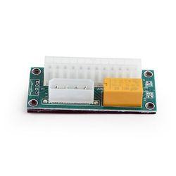Adapter ADD2PSU ze złączem MOLEX do podłączenia dodatkowego zasilacza Gembird