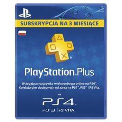 Sony PlayStation Plus Card 90 Day 9235644