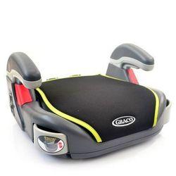 Fotelik samochodowy GRACO Booster Sport Lime + DARMOWY TRANSPORT!