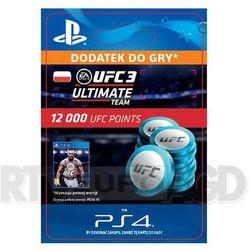 EA Sports UFC 3 12000 Punktów [kod aktywacyjny]