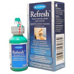 Refresh krop.do oczu - 15 ml