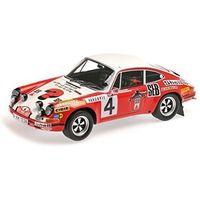 Osobowe dla dzieci, Porsche 911 S #4 Larrousse/Perramond 2nd Place Rallye Monte Carlo 1972 - DARMOWA DOSTAWA!