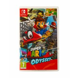 Super Mario Odyssey (NSW) // WYSYŁKA 24h // DOSTAWA TAKŻE W WEEKEND! // TEL. 696 299 850