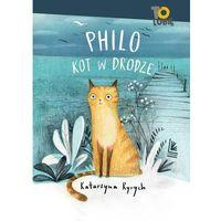 Książki dla dzieci, Philo. Kot w drodze w.2 (opr. twarda)