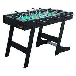 Piłkarzyki stół piłkarski składany